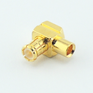 MCX Plug Right Angle 50 Ohms Connector 5MXM15R-A231=A