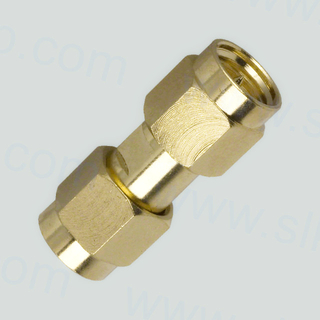 SMA Male to SMA Male Adapter 5MAM06S-MAM-007