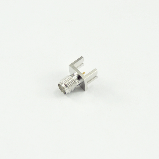 SMA jack straight connector for pcb end launch 50 ohm 5MAF25S-P01-017