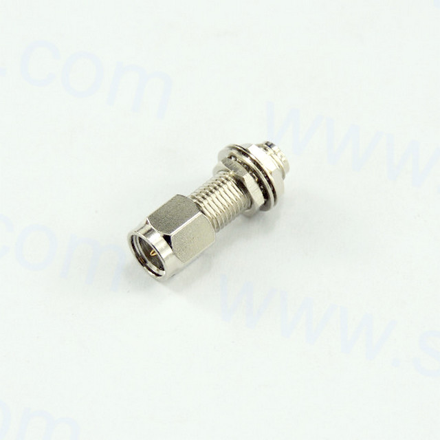 SMA Female to SMA Male Adapter 5MAF06S-MAM-019