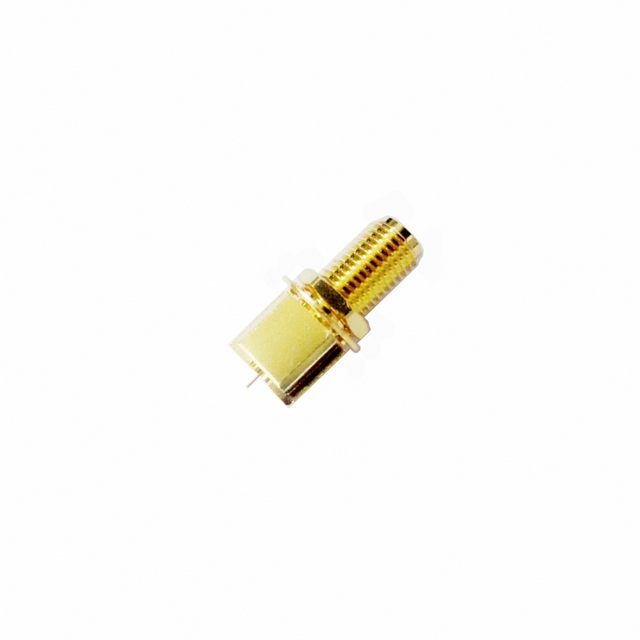 SMA jack straight connector for pcb end launch 50 ohm 5MAF28S-P21-006