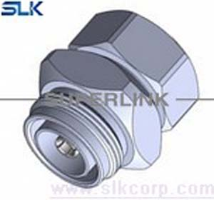 7/16 male to 7/16 female straight adapter 50 ohm 5A7M06S-A7F