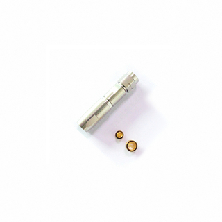 1.85mm Male Straight 50 Ohms Connector for 3506 Cable T-5P1M15S-A461-001