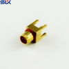 BMA plug straight connector for pcb 50 ohm 5BMM04S-P01
