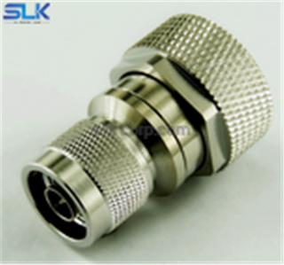 7/16 male to N male straight adapter 50 ohm 5A7M00S-NCM