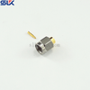 SMA plug straight solder connector for SLF-280 cable 50 ohm 5MAM15S-A464-003