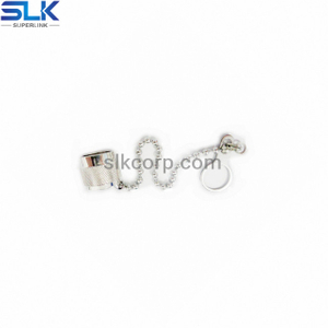 N female straight dust cap with polyester rope 50 ohm 5NCF00S-T00-001