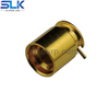 MMCX jack right angle connector for pcb smt 50 ohm 5MCF25R-P01-001