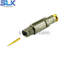 SMA plug straight connector for SFT-205 cable 50 ohm 5MAM15S-A207-007