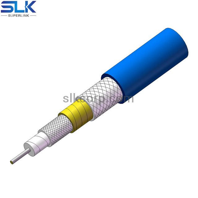 SPT-450 SPT series Temperature phase stable low loss flexible coaxial cable