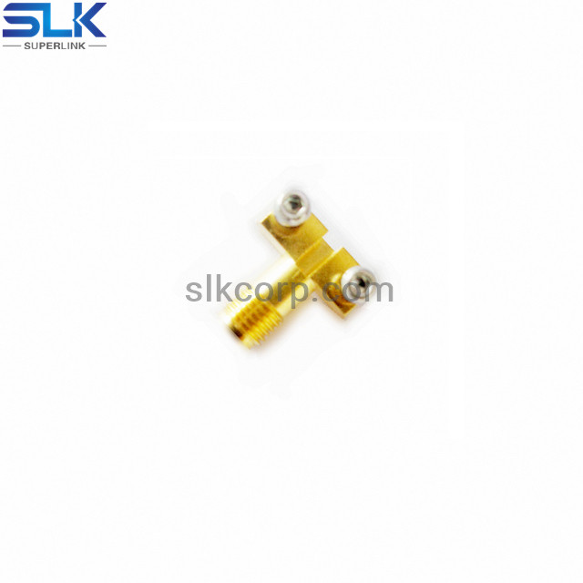2.92mm jack straight connector for pcb end launch 50 ohm 5P9F28S-P21