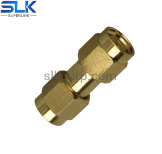 SMA male to SMA male straight adapter 50 ohm 5MAM06S-MAM-007
