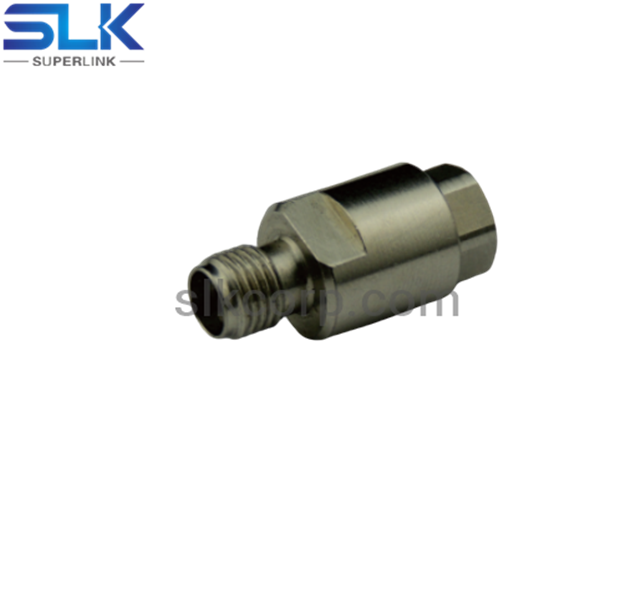 SMA jack straight connector for SFT-250 cable 50 ohm 5MAF15S-A207