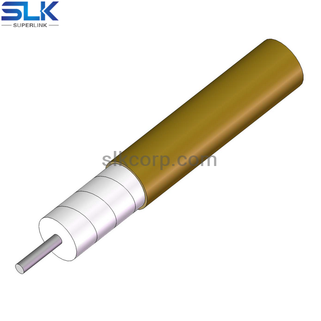SPO-220 SPO series Semi-rigid low loss coaxial cable