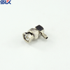 BNC plug right angle solder connector for RG58 cable 50 ohm 5BNM15R-A02-001