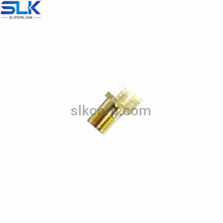 SMA jack straight connector for pcb 50 ohm 5MAF28S-P41-030