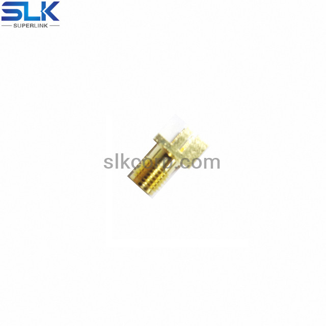 SMA jack straight connector for pcb end launch 50 ohm 5MAF28S-P41-023