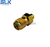 SMA jack straight crimp connector for LMR100A cable 50 ohm 5MAF11S-A40