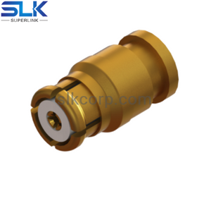 SMP jack straight solder connector for FHC-500 cable 50 ohm 5SPF15S-A503