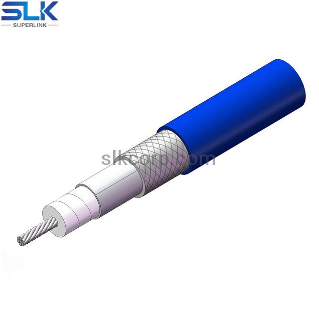 LLF-400 LLF series Cost-effective low loss flexible coaxial cable