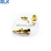 SMA plug straight solder connector for Tflex-047 cable 50 ohm 5MAM15S-A405