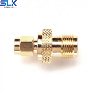 N female to SMB male straight adapter 75 ohm 7NCF06S-MBM