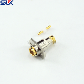 BMA jack straight solder connector for SF-316 cable 50 ohm 5BMF15S-A450
