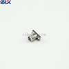 SMA jack straight connector 2 holes flange 50 ohm 5MAF24S-H21