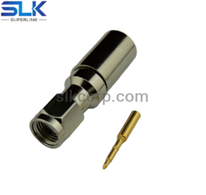 2.92mm plug straight solder connector for SPB-330-P test cable 50 ohm 5P9M15S-A436-002
